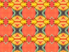 Bright nature pattern by Trippy-CS