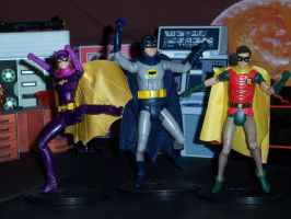 Caped Crusaders by MisterBill82
