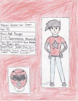 Project 3 Red Ranger by Jred20