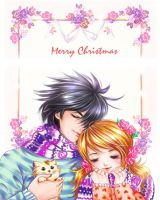 Merry Christmas by Estheryu