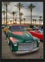50's Chevy Truck by HogRider