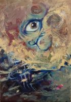Eye Abstraction by DRagsdale