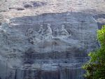 Stone Mountain 1 by Dracoart-Stock