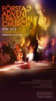 Passion Church 2 by gam3ov3r