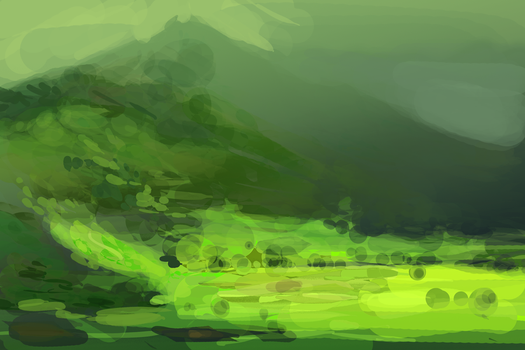 landscape exercise 2 by characterundefined