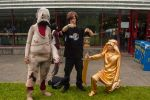 Bro Pewdiepie and Stephano cosplay by Thatratass