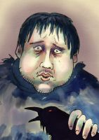 No 11 Samwell Tarly by kethryn
