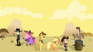 Back to the wild west! by Broxome