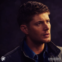 Dean Winchester #1 by crymeouts