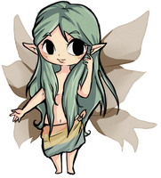 Great Fairy TP WW Style by Raidiance