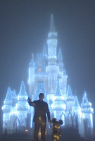 Magic Kingdom - Foggy Night by QuietKingdom