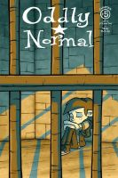 Oddly Normal Issue 5 by OtisFrampton