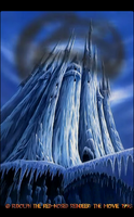 ~Christmas Town Study - Ice Castle4~ by Nk-Cyborg