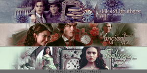 banners2 - old school by SatelliteAlice