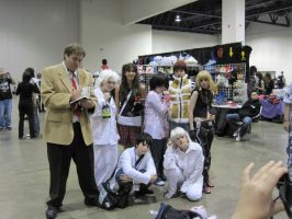 DeathNote Cosplay by nightlover1