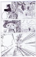 Page 13 from chapter 595 of One Piece by N-suprem