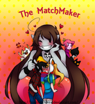 .+The MatchMaker+. (Fiolee Comic)(READ DESC/LEER!) by MasterB0nesX