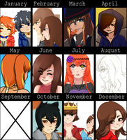 Summary of Art: 2013 by Rosbelle