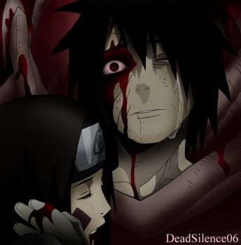 Obito X Rin: I'm in hell by DeadSilence06
