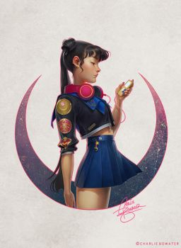 Usagi 2.0 by Charlie-Bowater