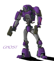 Ghost, the Decepticon by 2phast