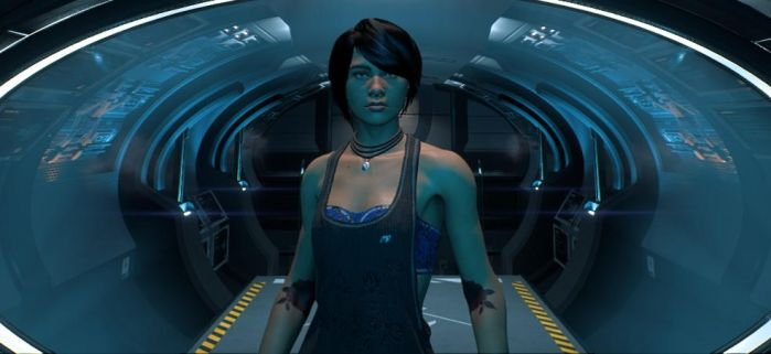 Serenity Ryder - Playing with mods by WynterSosltice