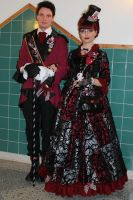 King and Queen of Hearts Halloween Costumes by ImperialFiddlesticks