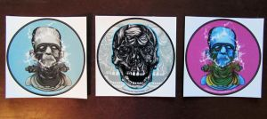 New stickers by dehydrated1
