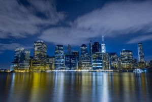 New York Cityscape by loztiso