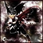 cloud strife by FinalAura