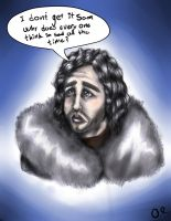 #JonSnowProblems by AvatarRutger