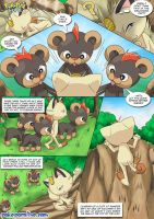 Sample Page 2 - The Cat's Meowth by RUinc