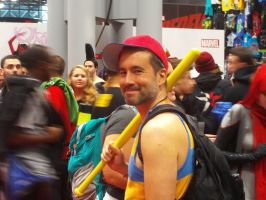 NYCC 2014 36 by MarioSimpson1