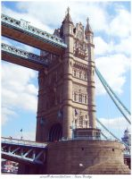 Tower Bridge of London by since91