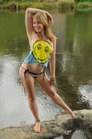 Talya  smile and smiley 2 by wildplaces