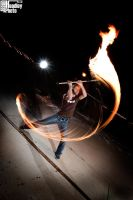 Fire Staff by JasonHeadley