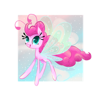 pinkie breezie :# by mapony240
