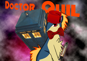 Doctor Quil Poster 2 by BudCharles