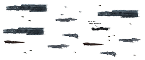 my dream eve online fleet by HaseoYashimora
