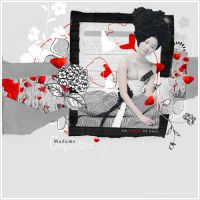 Madame Coquelicot by Chapelierefolle