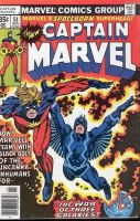 captain marvel 53 by Haseo1970