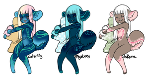 [Adopt] Sweetpeas 02 - CLOSED by LittleMacarons