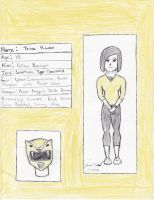 Project 3 Yellow Ranger by Jred20