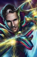 Doctor Strange by GraphicFortress