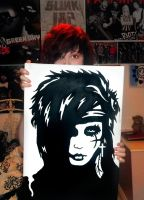 Andy Biersack! by FayLo1