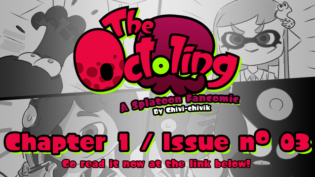 Splatoon_The Octoling_Issue 03 by Chivi-chivik