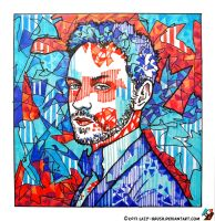 Portrait of James McAvoy by lazy-brush