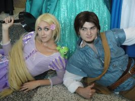 Tangled up in Disney by NovemberCosplay