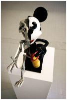 Mickey mouse II by Moabdib