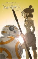 A Force Awakens by DaveAlvarez